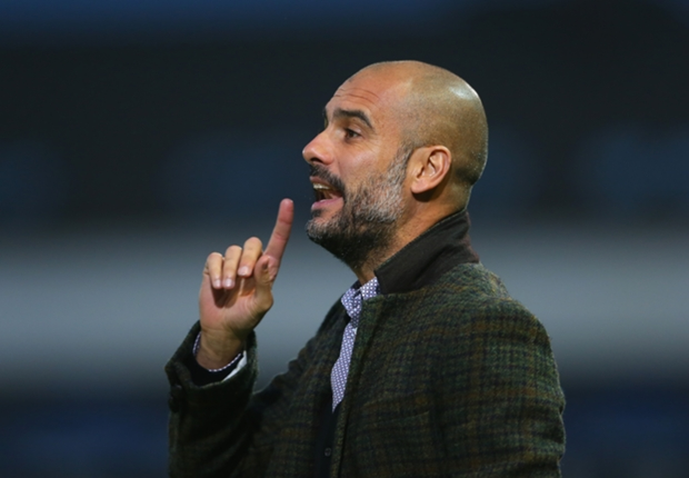 Royal1688  : Guardiola